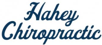 hahey chiropractic logo